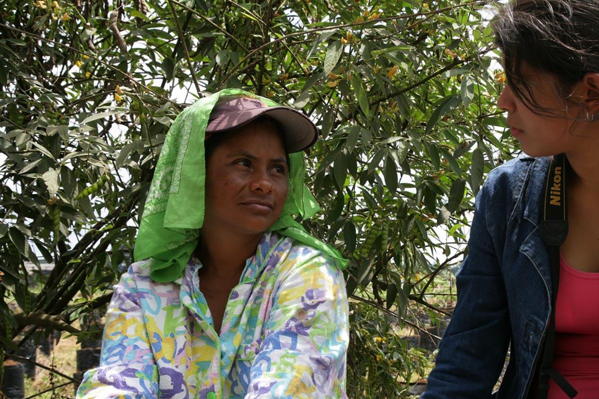 Haastattelu Nicaraguassa