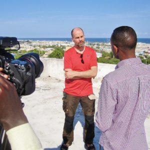 Pasi Toivonen Somaliassa