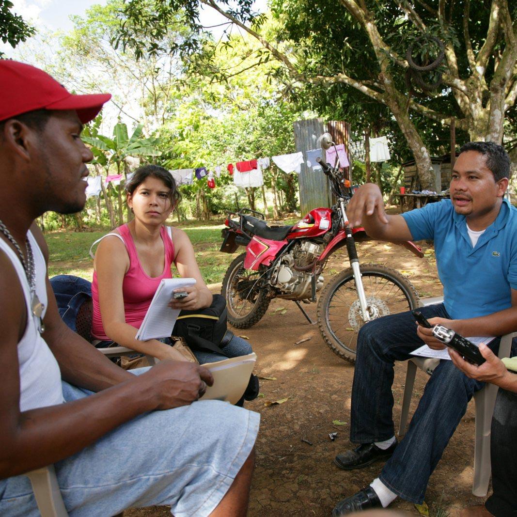 Juttumatkalla Nicaraguassa