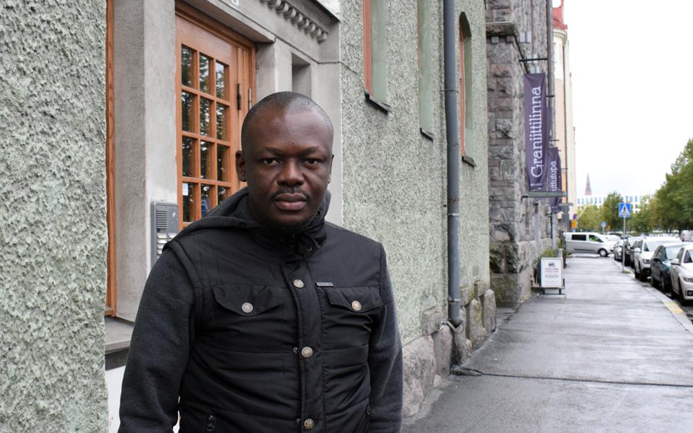 Philip Jakpor Helsingissä