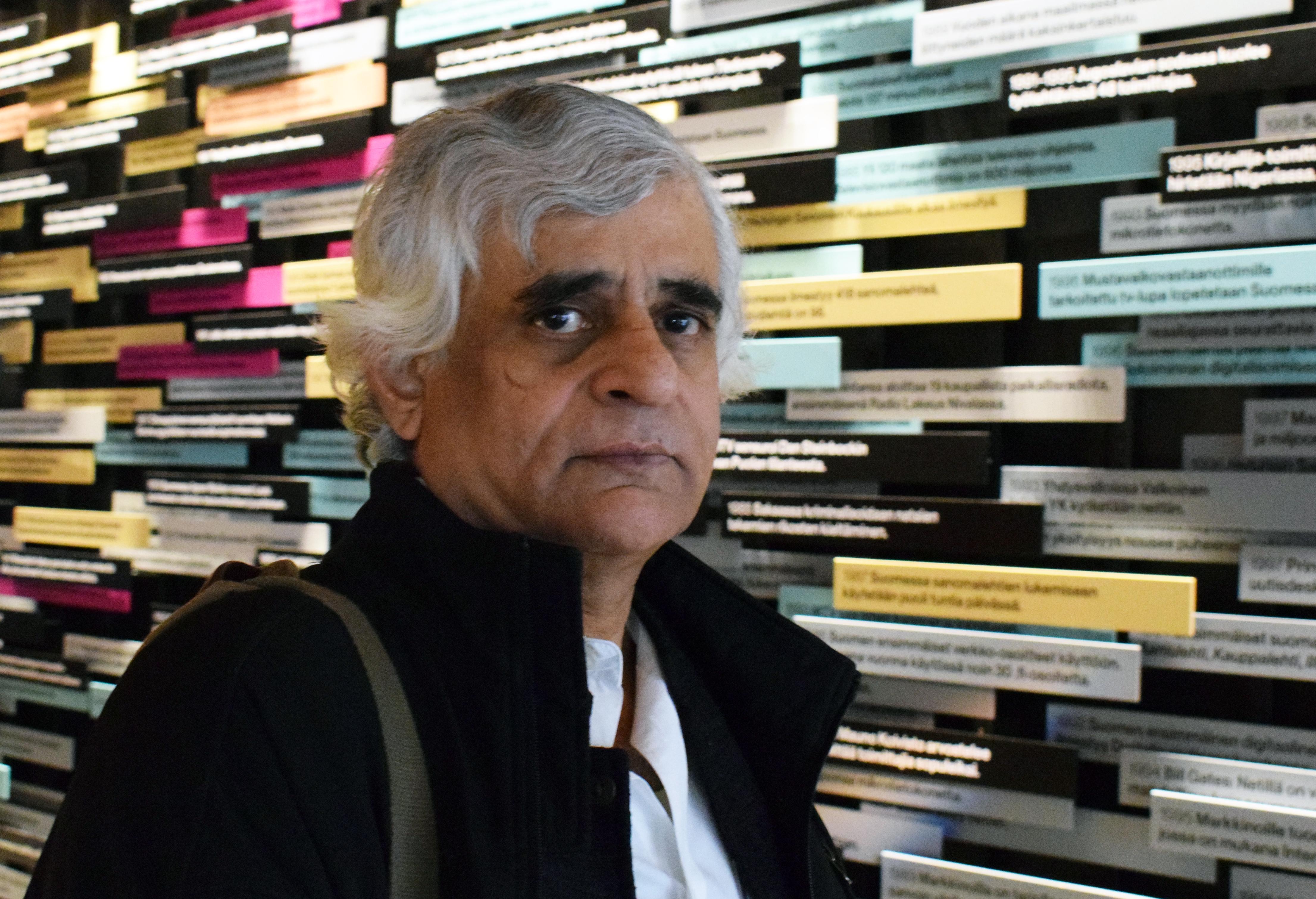 Toimittaja P Sainath