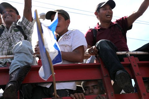 Mielenosoitus Nicaraguassa