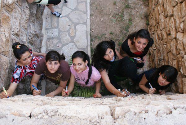 Nuoria Palestiinassa