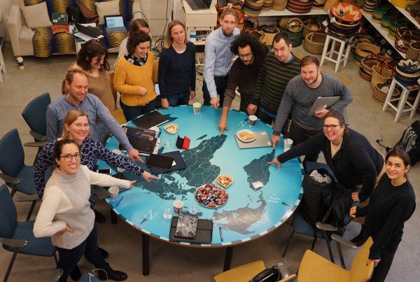 Vikes ja muut yhteistyökumppanit Tallinnassa