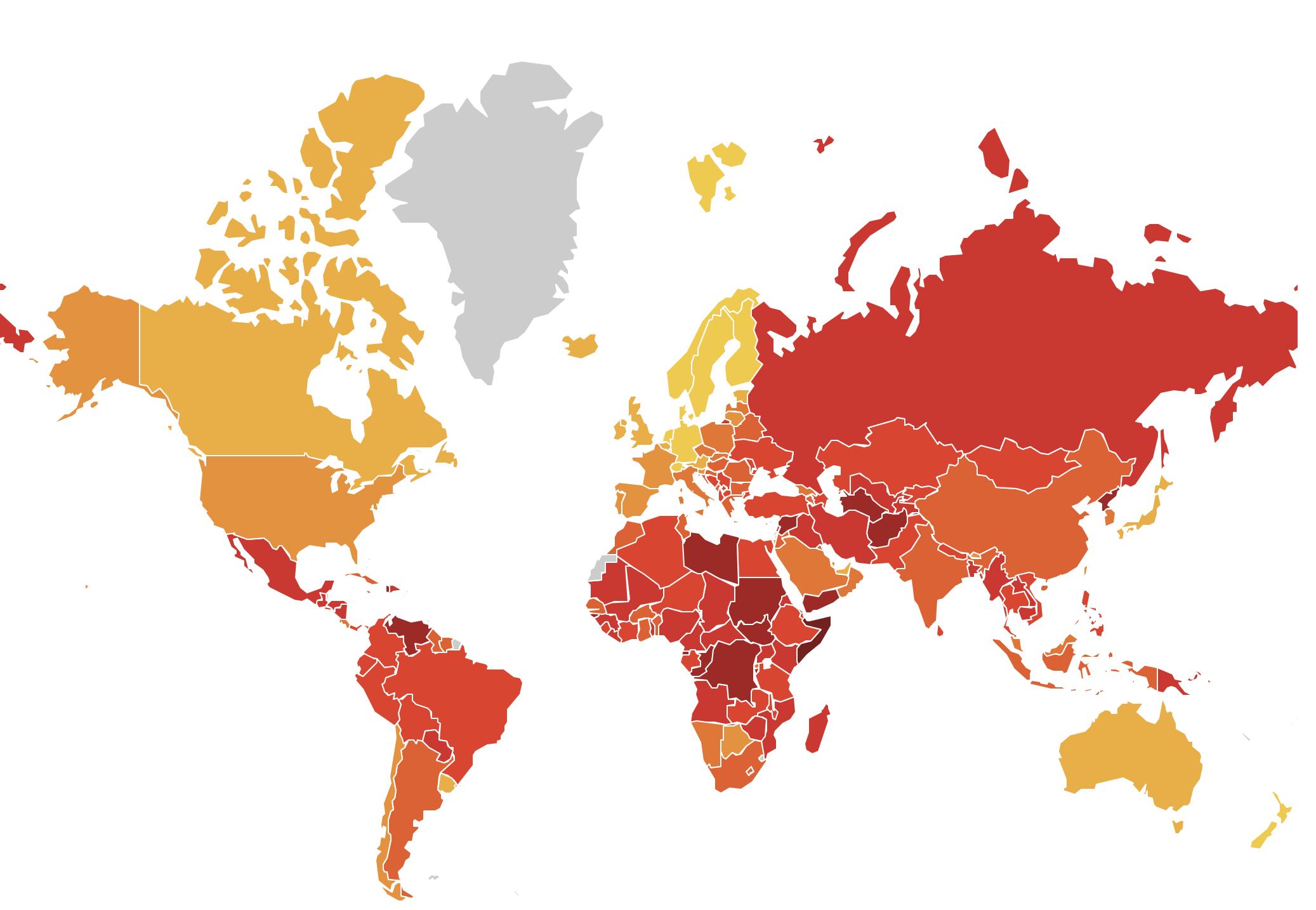 Ruutukaappaus indeksin kartasta