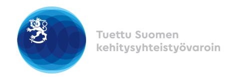 Ulkoministeriön logo
