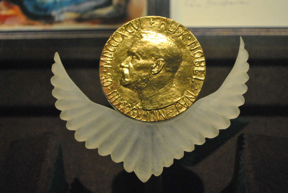 Nobelin rauhanpalkinto