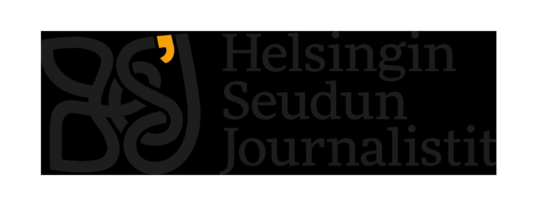 Helsingin Seudun journalistien logo
